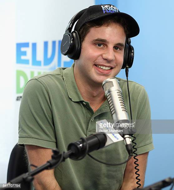 Ben Platt visits 'The Elvis Duran Z100 Morning Show' at Z100 Studio on June 20 2016 in New York City