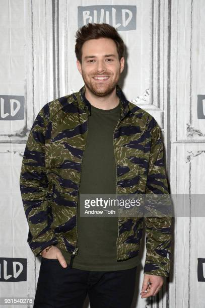 Ben Rappaport visits Build to discuss the TV show 'For The People' at Build Studio on March 13 2018 in New York City