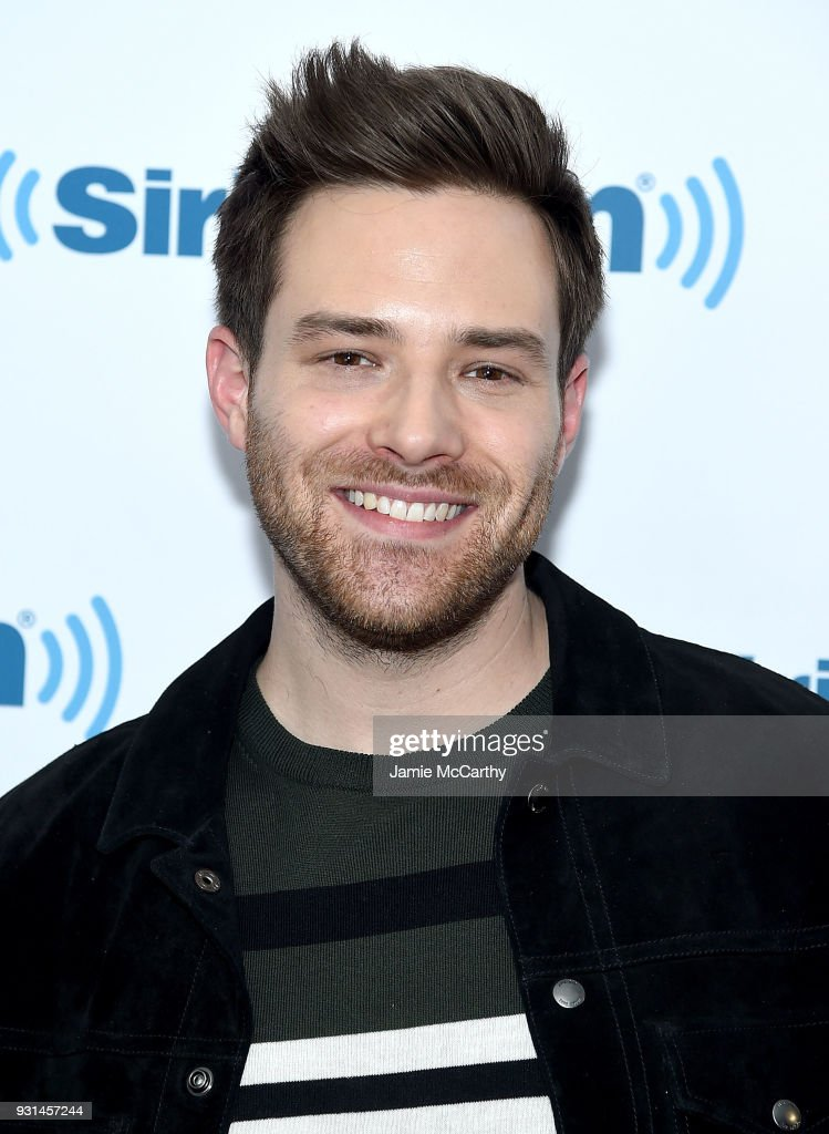 Ben Rappaport visits SiriusXMat SiriusXM Studios on March 13, 2018 in New York City.