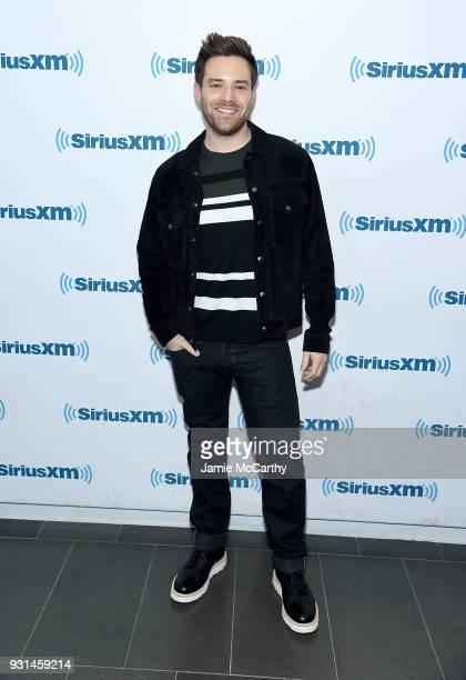Ben Rappaport visits SiriusXMat SiriusXM Studios on March 13 2018 in New York City