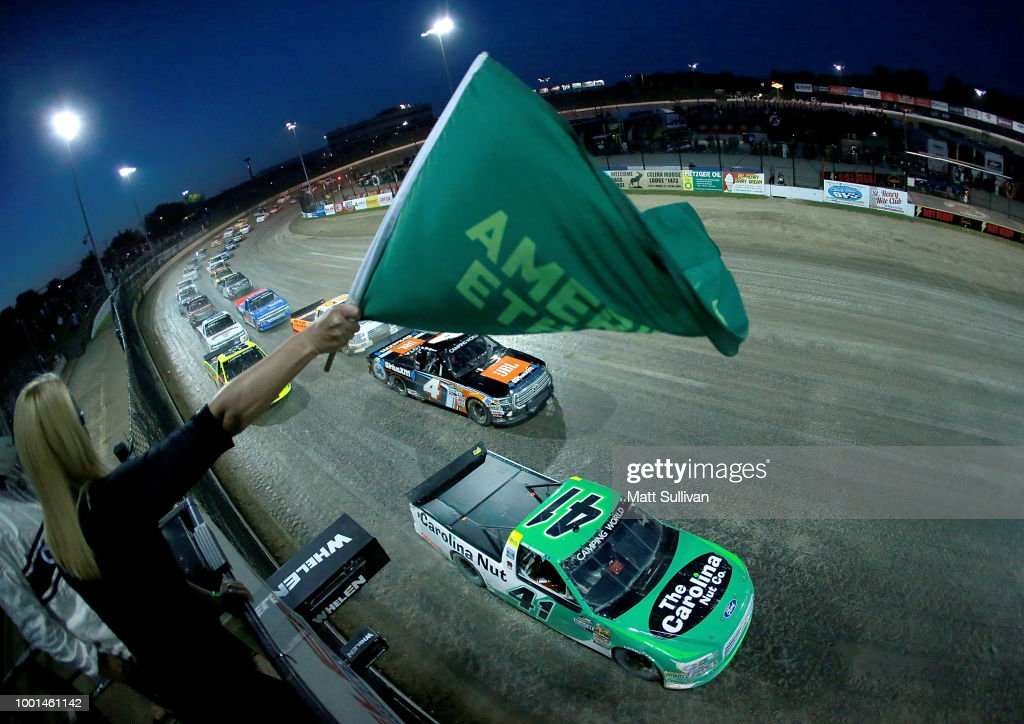 NASCAR Camping World Truck Series Eldora Dirt Derby
