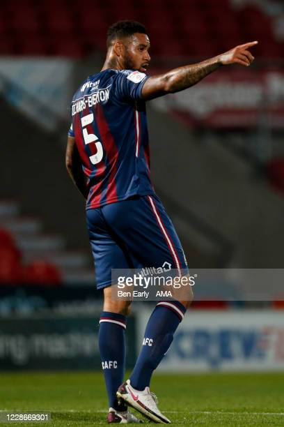 Ben RichardsEverton of Bradford City during the EFL Trophy match between Doncaster Rovers v Bradford City at Keepmoat Stadium on September 8 2020 in...