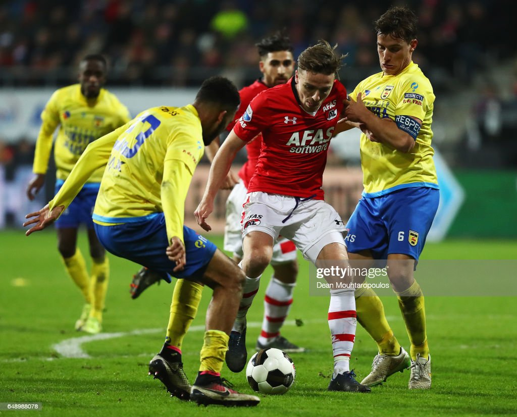 AZ Alkmaar vs SC Cambuur - Cup Semifinal