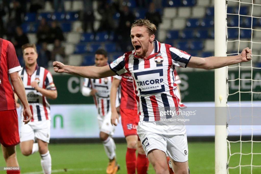 SC Heerenveen v Willem II - Dutch KNVB Beker