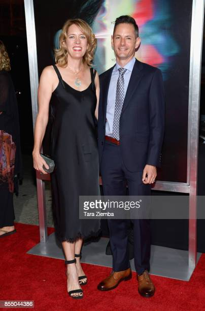 Ben Ripley attends the premiere of Columbia Pictures' 'Flatliners' at The Theatre at Ace Hotel on September 27 2017 in Los Angeles California