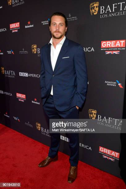 Ben Robson attends The BAFTA Los Angeles Tea Party at Four Seasons Hotel Los Angeles at Beverly Hills on January 6 2018 in Los Angeles California
