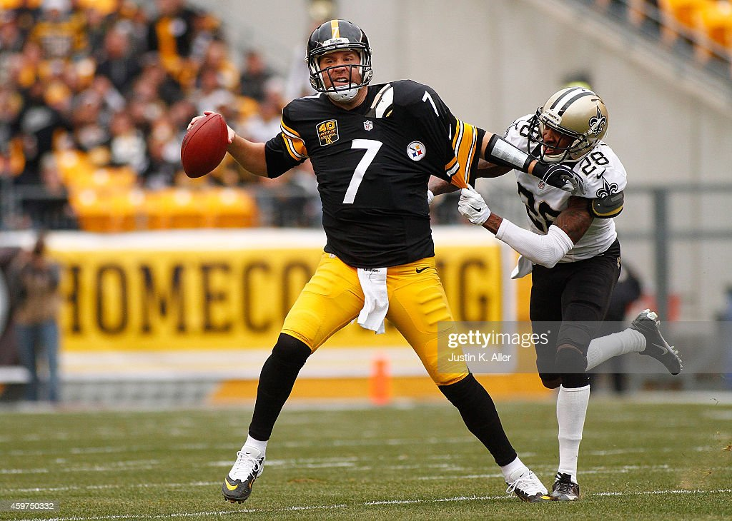 New Orleans Saints v Pittsburgh Steelers : News Photo