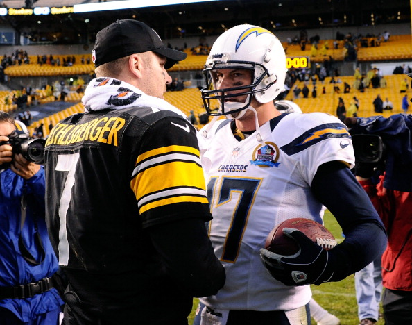 Philip Rivers vs. Ben Roethlisberger