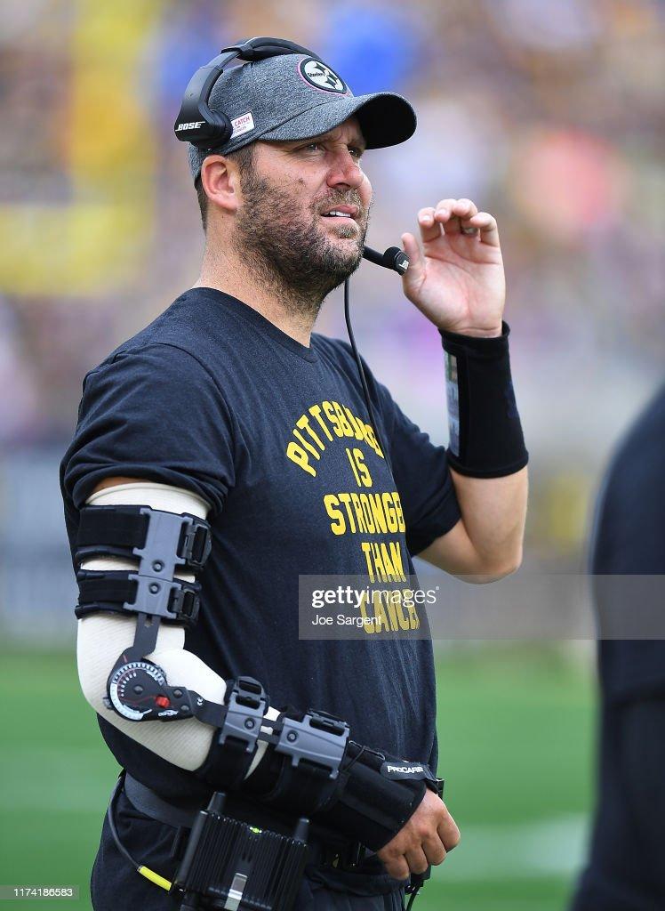 Baltimore Ravens v Pittsburgh Steelers : ニュース写真