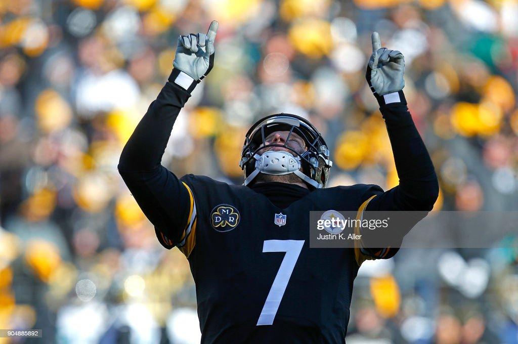 Divisional Round - Jacksonville Jaguars v Pittsburgh Steelers : News Photo