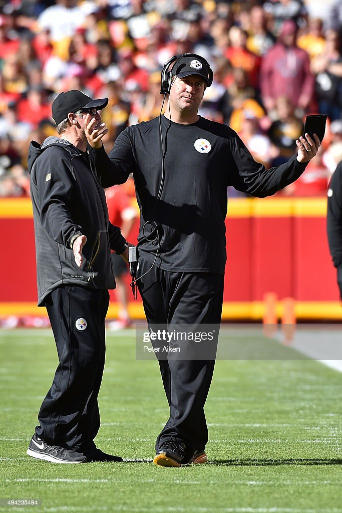 Pittsburgh Steelers v Kansas City Chiefs : News Photo