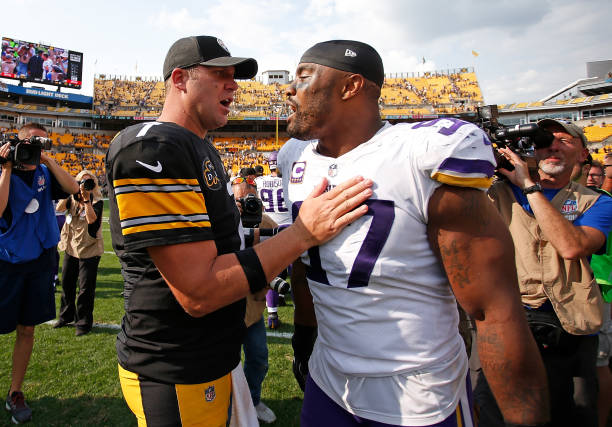 Minnesota Vikings v Pittsburgh Steelers Photos and Images  e3f930398