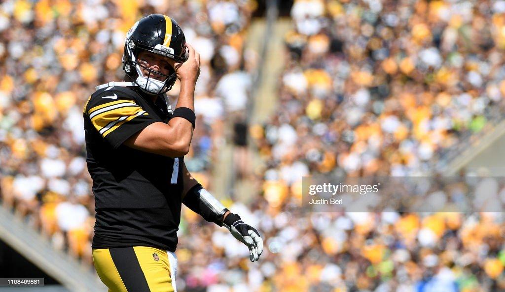 Seattle Seahawks v Pittsburgh Steelers : News Photo