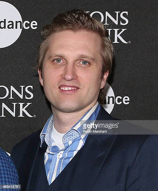 Ben Romney attends SLC Gala Reception Presented By Zions during 2014 Sundance Film Festival at Pierpont Place on January 17 2014 in Salt Lake City...
