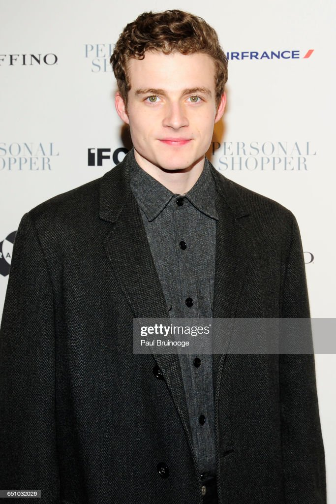 Ben Rosenfield attends the 'Personal Shopper' New York Premiere at Metrograph on March 9, 2017 in New York City.