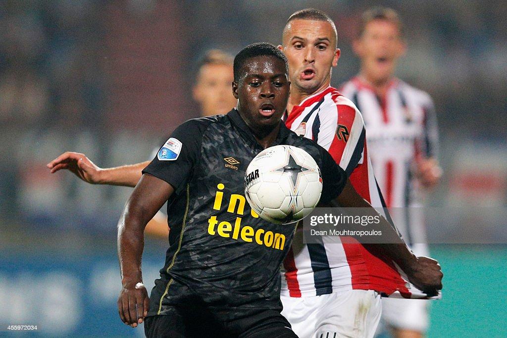 Dutch Eredivisie - Willem II Tilburg v NAC Breda : News Photo