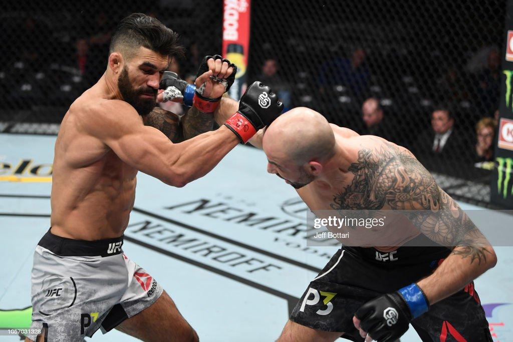 UFC 230: Good v Saunders : News Photo