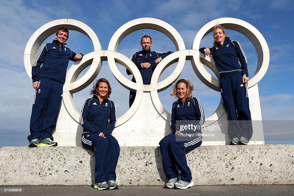Team GB Rio Sailors Announcement