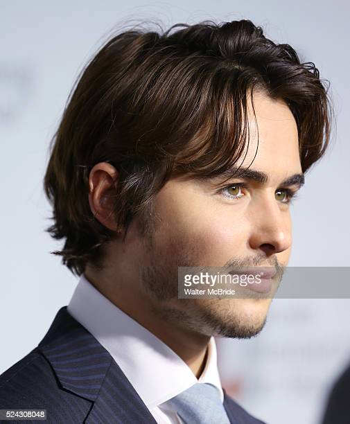 Ben Schnetzer attending the 'The Riot Club' red carpet arrivals during the 2014 Toronto International Film Festival at the Roy Thomson Hall on...