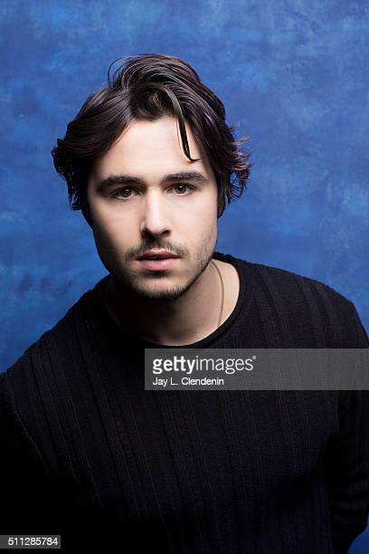 Ben Schnetzer of 'Goat' poses for a portrait at the 2016 Sundance Film Festival on January 23 2016 in Park City Utah CREDIT MUST READ Jay L...