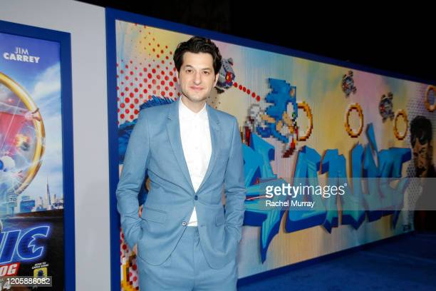 Ben Schwartz attends a Sonic The Hedgehog Special Screening at the Regency Village Theatre on February 12 2020 in Westwood California