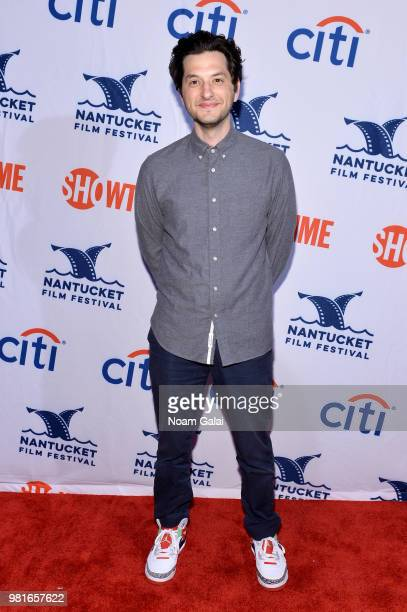 Ben Schwartz attends the AllStar Comedy Roundtable The Improv Takeover during the 2018 Nantucket Film Festival Day 3 on June 22 2018 in Nantucket...