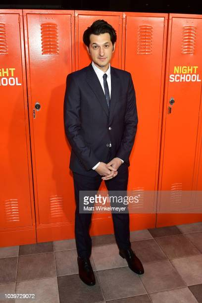 Ben Schwartz attends the premiere of Universal Pictures' Night School on September 24 2018 in Los Angeles California