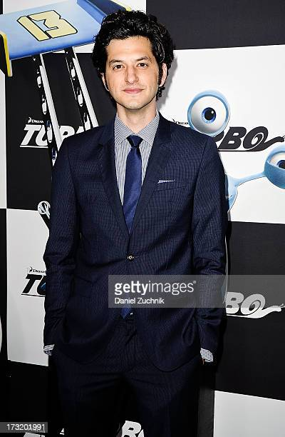 Ben Schwartz attends the Turbo New York Premiere at AMC Loews Lincoln Square on July 9 2013 in New York City