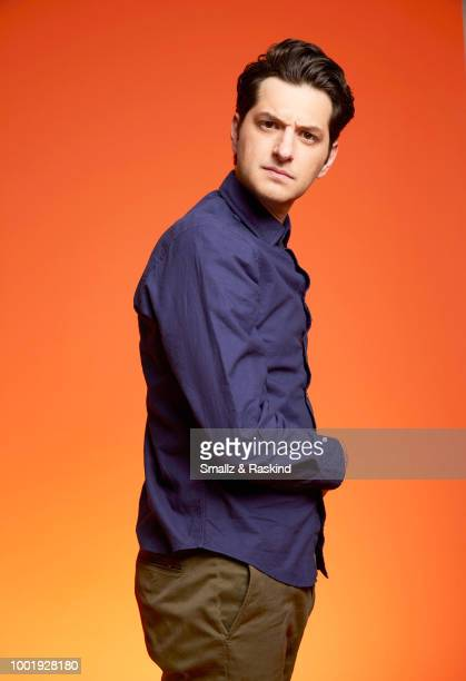 Wally Wingert from Nickelodeon's 'Invader Zim Enter the Florpus' poses for a portrait in the Getty Images Portrait Studio powered by Pizza Hut at San...