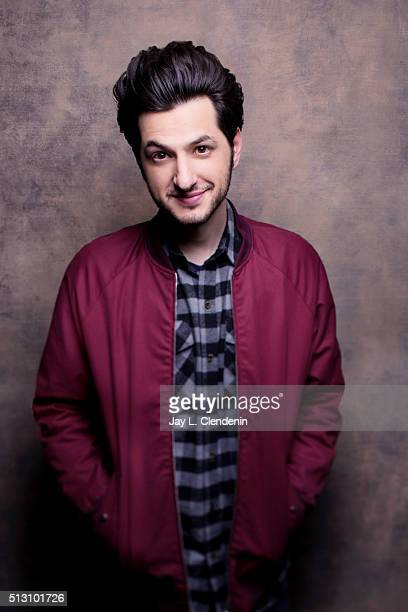 Ben Schwartz of 'Intervention' poses for a portrait at the 2016 Sundance Film Festival on January 26 2016 in Park City Utah CREDIT MUST READ Jay L...