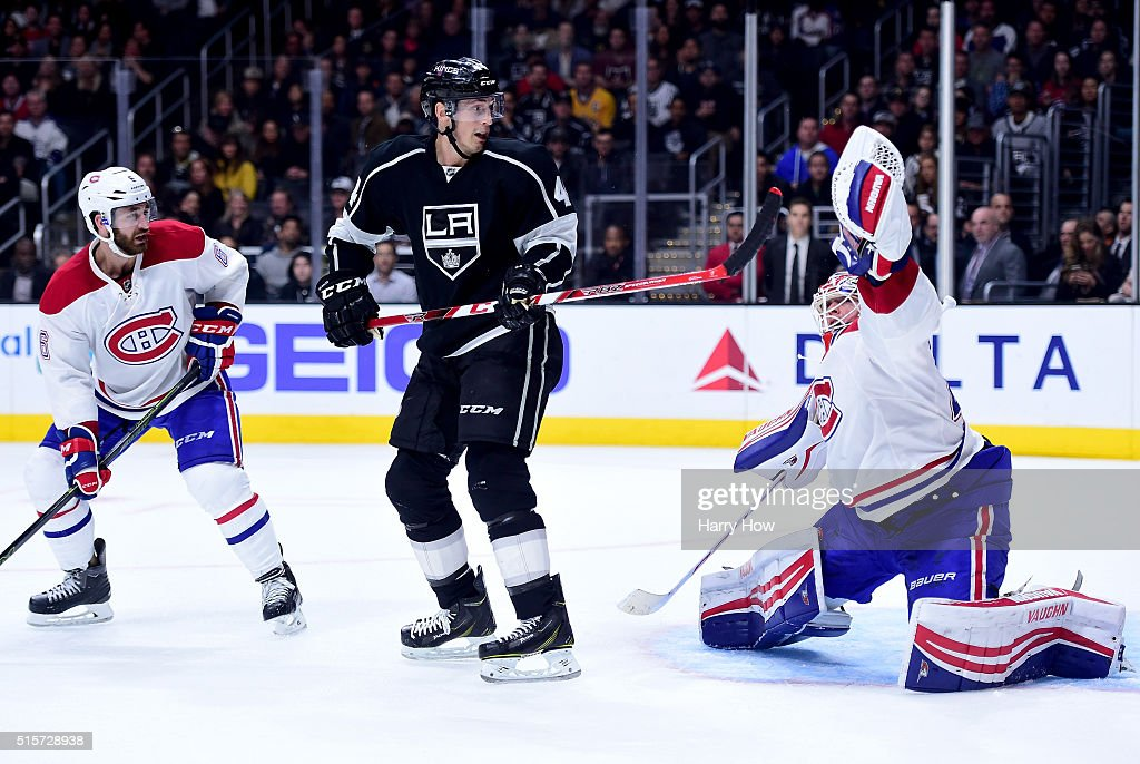 Montreal Canadiens v Los Angeles Kings