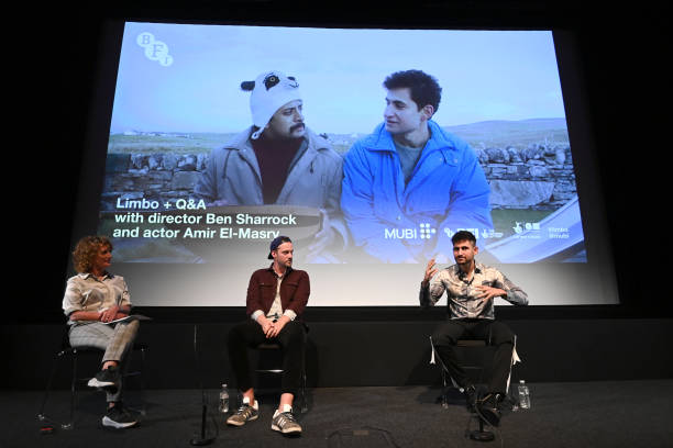 """GBR: """"Limbo"""" Preview At BFI Southbank - Photocall"""