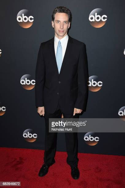 Ben Shenkman attends the 2017 ABC Upfront on May 16 2017 in New York City
