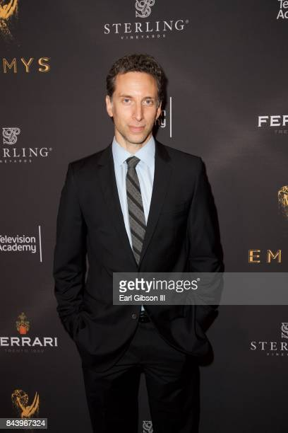 Ben Shenkman attends the Television Academy Celebrates Nominees For Outstanding Casting at Montage Beverly Hills on September 7 2017 in Beverly Hills...