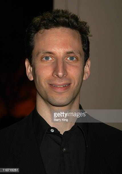 Ben Shenkman during Academy Of Television Arts & Sciences Presents TV Cares: Ribbon Of Hope Celebration 2004 at Leonard H. Goldenson Theatre in North...