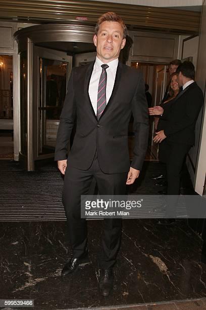 Ben Shephard attending the TV Choice Awards 2016 on September 5 2016 in London England