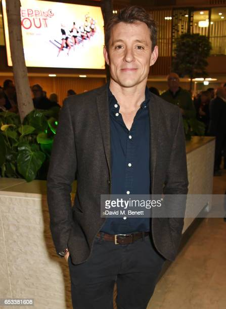 Ben Shephard attends the press night after party for 'Stepping Out' at the Coutts Bank on March 14 2017 in London England