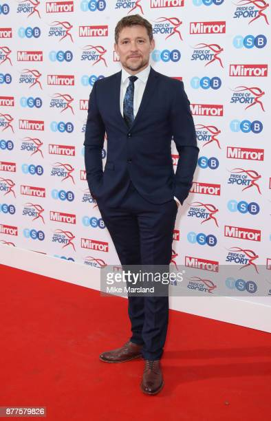 Ben Shephard attends the Pride of Sport awards at Grosvenor House on November 22 2017 in London England