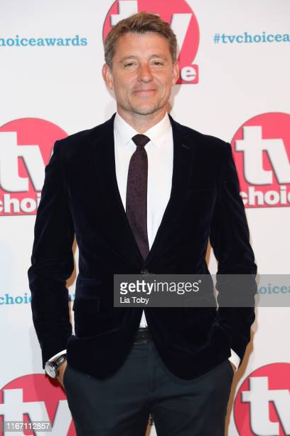 Ben Shephard attends The TV Choice Awards 2019 at Hilton Park Lane on September 9 2019 in London England