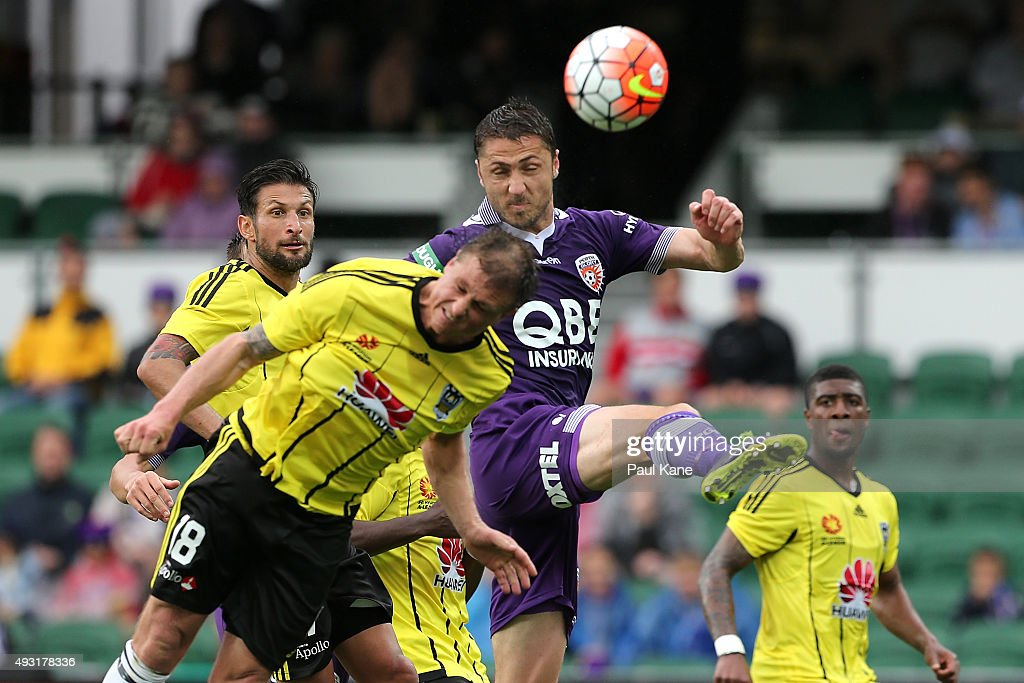A-League Rd 2 - Perth v Wellington