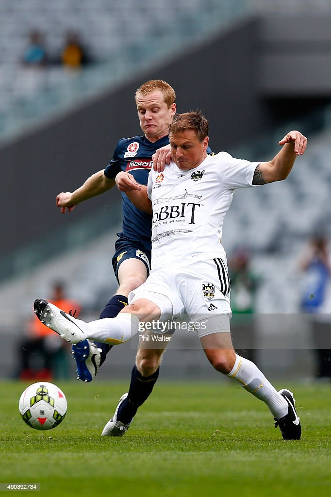 A-League Rd 11 - Wellington v Central Coast
