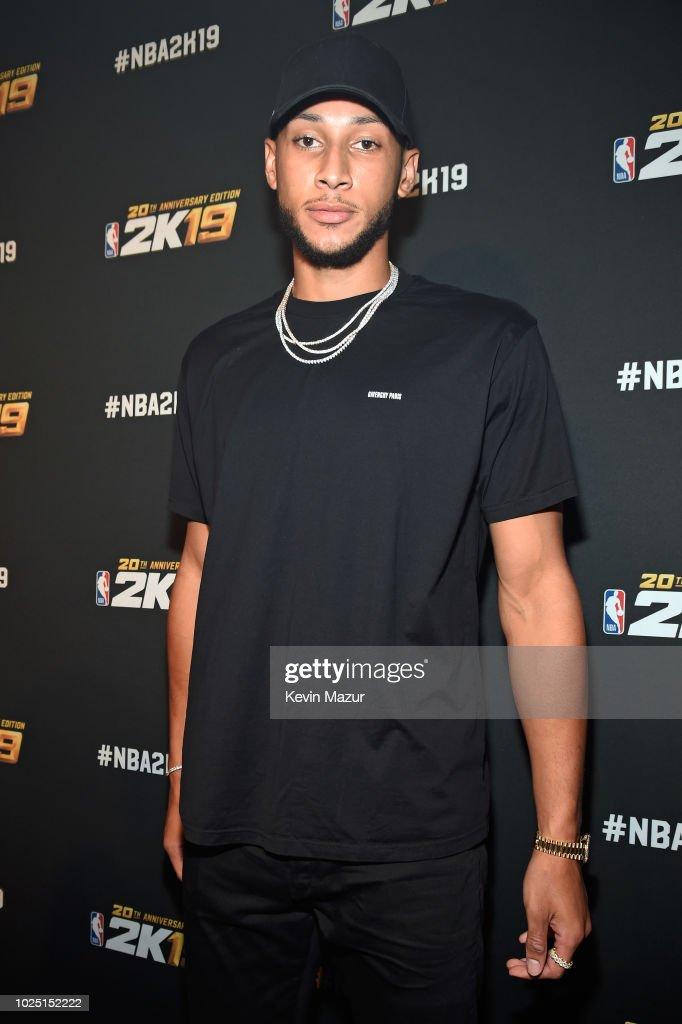 NBA 2K19 Launch Event