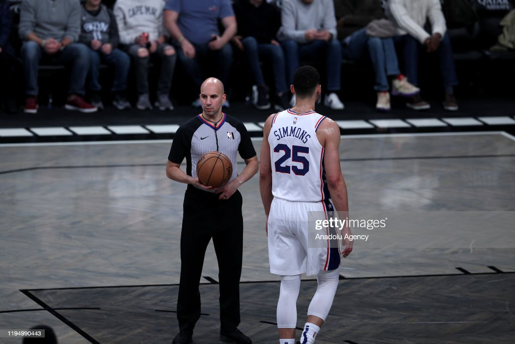 Philadelphia 76ers vs Brooklyn Nets: NBA : News Photo