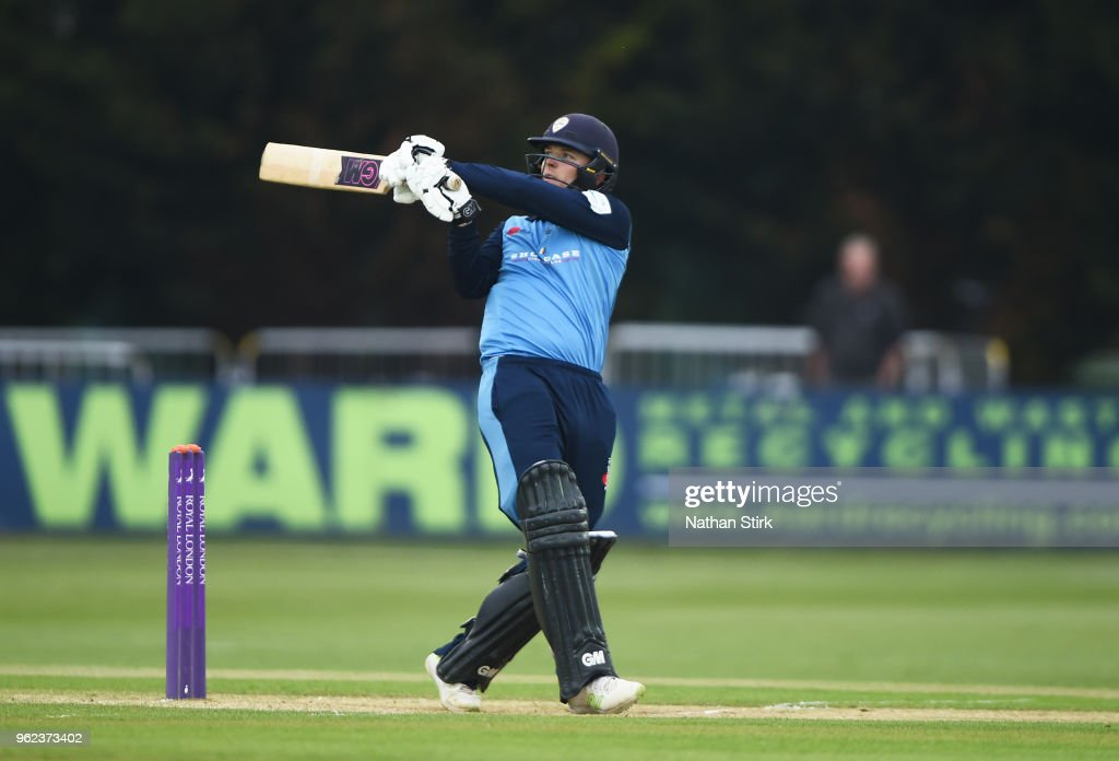 Derbyshire v Leicestershire - Royal London One-Day Cup