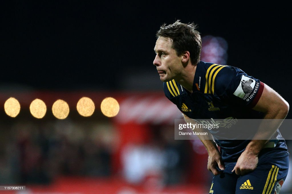 Super Rugby Quarter Final - Crusaders v Highlanders : News Photo