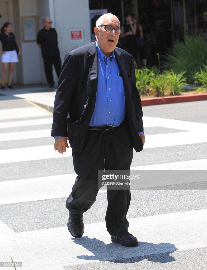 Celebrity Sightings In Los Angeles - August 05, 2017