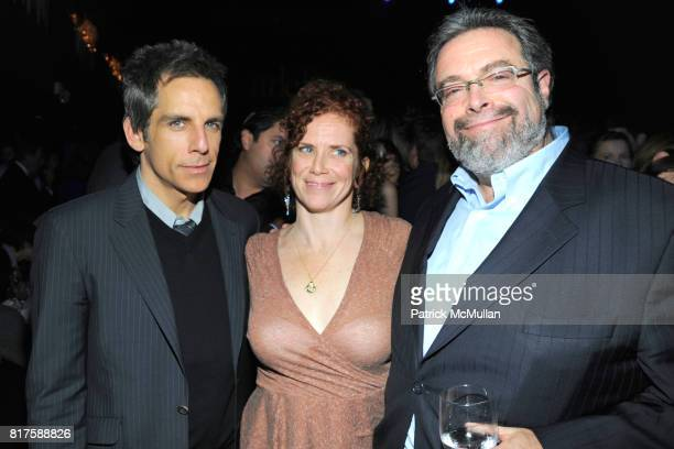 Ben Stiller Amy Stiller and Drew Nierporent attend World Premiere of Universal Pictures and Paramount Pictures' LITTLE FOCKERS benefiting the...