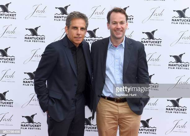 Ben Stiller and Mike Birbiglia attend the Screenwriters Tribute at the 2018 Nantucket Film Festival Day 4 on June 23 2018 in Nantucket Massachusetts