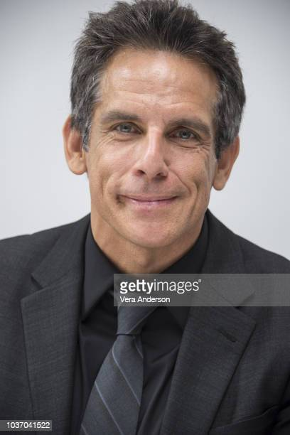 Ben Stiller at the Escape at Dannemora Press Conference at the Andaz Hotel on September 20 2018 in New York City