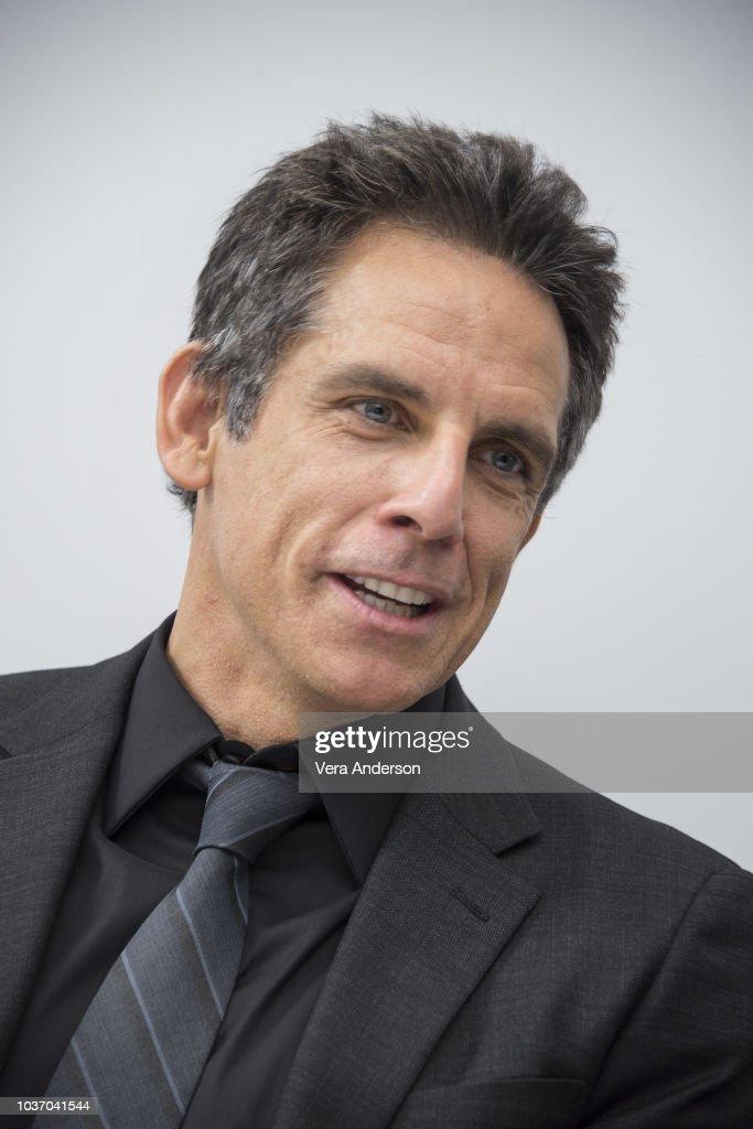 """Ben Stiller At The """"Escape At Dannemora"""" Press Conference"""